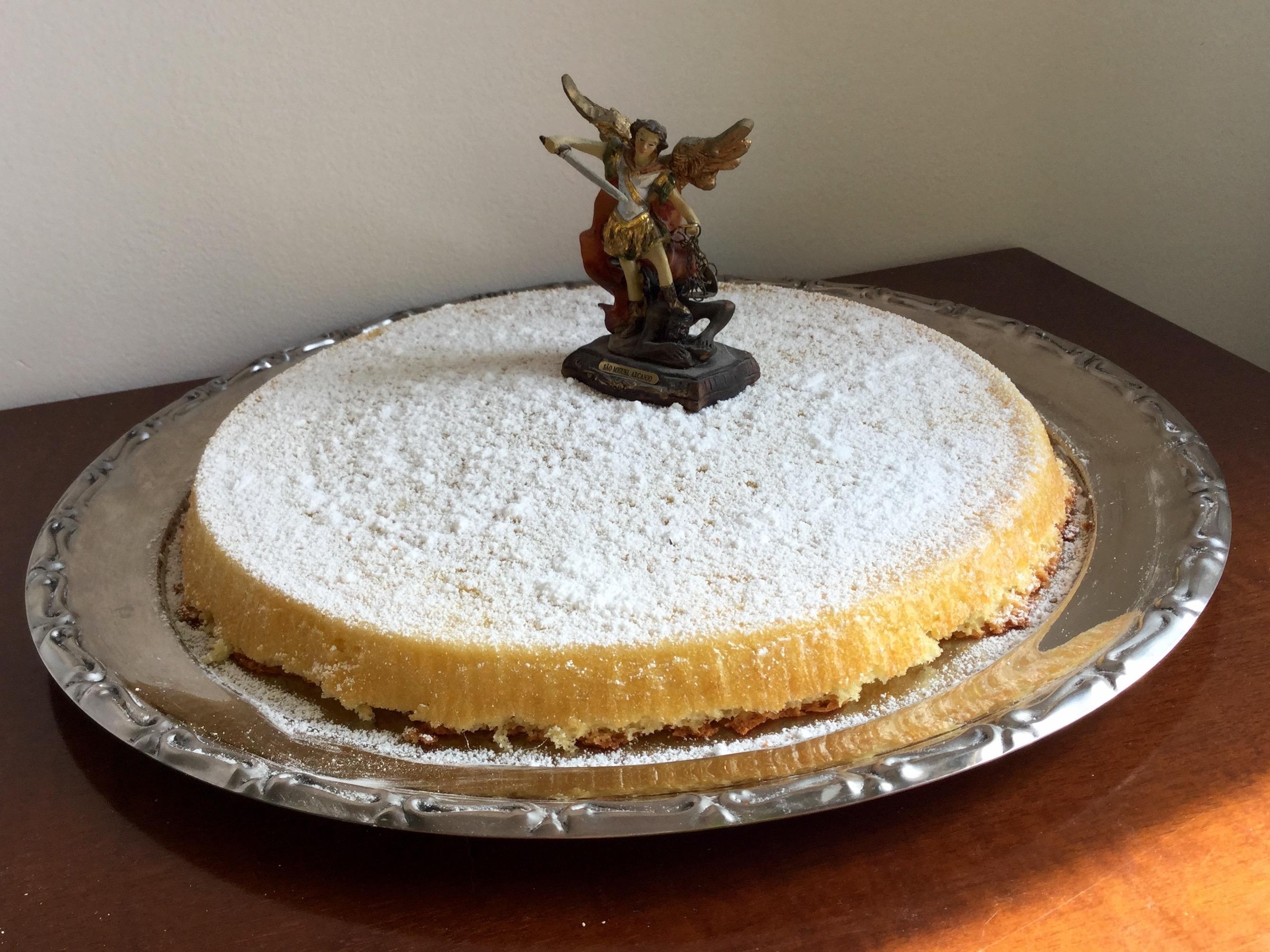 Dolci Da Credenza Torta Paradiso : Torta paradiso al limone & larcangelo michele messaggero divino